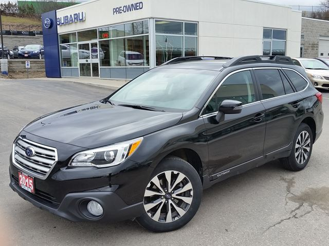 2015 subaru outback 3 6r w limited tech pkg black gemini motors. Black Bedroom Furniture Sets. Home Design Ideas