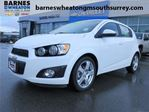 2016 Chevrolet Sonic LT   Appearance Package in Surrey, British Columbia
