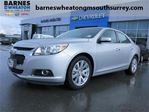 2016 Chevrolet Malibu LTZ   Leather, Sunroof, Safety Package in Surrey, British Columbia