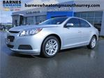 2016 Chevrolet Malibu LT   Sun and Convenience Package in Surrey, British Columbia