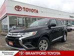 2016 Mitsubishi Outlander AWD, ES, Balance of Factory Comprehensive and Powe in Brantford, Ontario