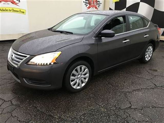 2014 nissan sentra sv automatic only 54 000km burlington ontario used car for sale 2712813. Black Bedroom Furniture Sets. Home Design Ideas
