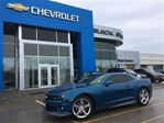 2010 Chevrolet Camaro 2SS LEATHER ROOF NAV LOW LOW KMS!!! in Orillia, Ontario