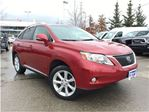 2011 Lexus RX 350 LEATHER**NAVIGATION**POWER SUNROOF** in Mississauga, Ontario