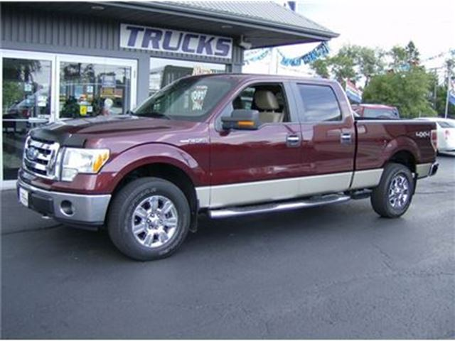 2009 ford f 150 crew cab 4x4 6 5 39 box we finance. Black Bedroom Furniture Sets. Home Design Ideas