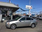 2008 Ford Focus SE SPORTY SEDAN !! WE FINANCE !! in Welland, Ontario