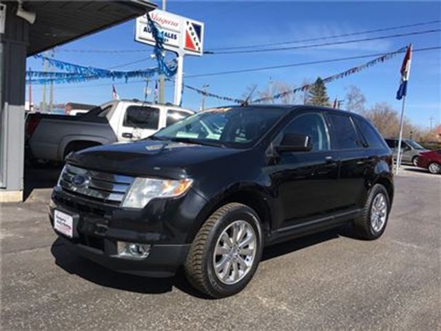2007 ford edge sel all wheel drive we finance welland ontario car for sale 2712307. Black Bedroom Furniture Sets. Home Design Ideas