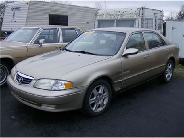 2001 MAZDA 626 AS TRADED SPECIAL in Welland, Ontario