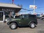 2007 Jeep Wrangler 4X4 2 SETS OF WHEELS , PLUS SOFT TOP !! in Welland, Ontario