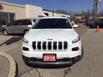 2016 Jeep Cherokee Limited in Milton, Ontario