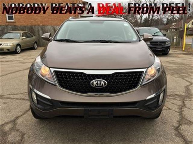 2014 Kia Sportage LX **ONE OWNER**CAR PROOF CLEAN** in Mississauga, Ontario