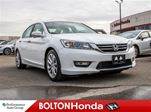 2013 Honda Accord Touring Leather Navi Heated Seats in Bolton, Ontario