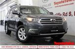 2012 Toyota Highlander LOW MILEAGE SINGLE OWNER V6 AWD 7 PASSENGER in London, Ontario