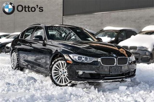 2014 Bmw 328i Xdrive Sedan 3b37 Black Otto S Bmw