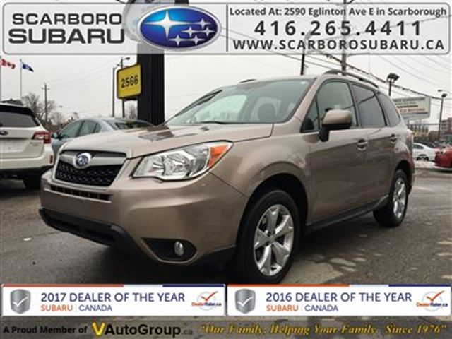 2014 Subaru Forester Touring Pkg From 1 9 Financing