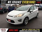 2011 Ford Fiesta SES 1 OWNER 74 KM LEATHER in Hamilton, Ontario