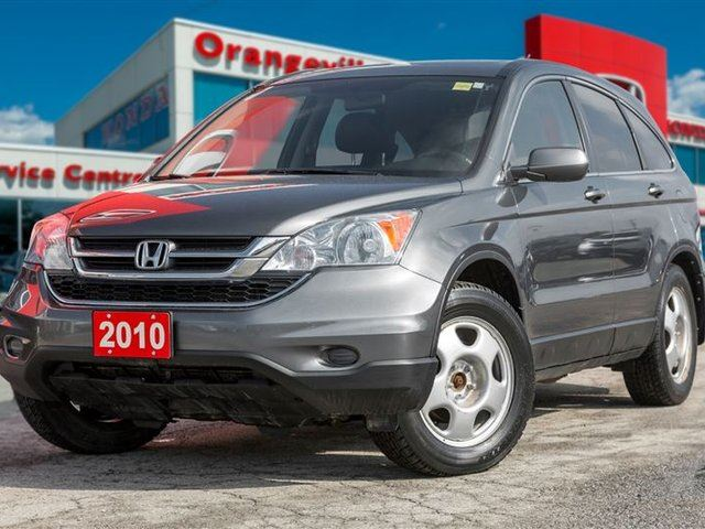 2010 honda cr v ex l orangeville ontario used car for sale 2712948. Black Bedroom Furniture Sets. Home Design Ideas