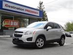 2015 Chevrolet Trax LS* Air conditioning in Vancouver, British Columbia