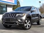 2014 Jeep Grand Cherokee Overland ECO Diesel in Vancouver, British Columbia