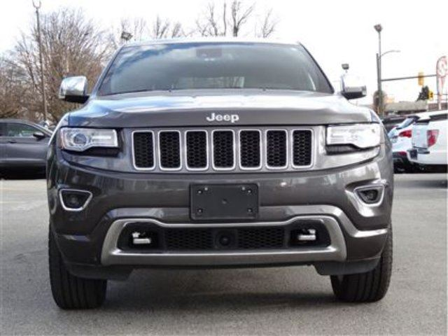 2014 jeep grand cherokee overland eco diesel vancouver british columbia used car for sale. Black Bedroom Furniture Sets. Home Design Ideas