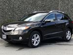 2015 Acura RDX Tech at in North Vancouver, British Columbia