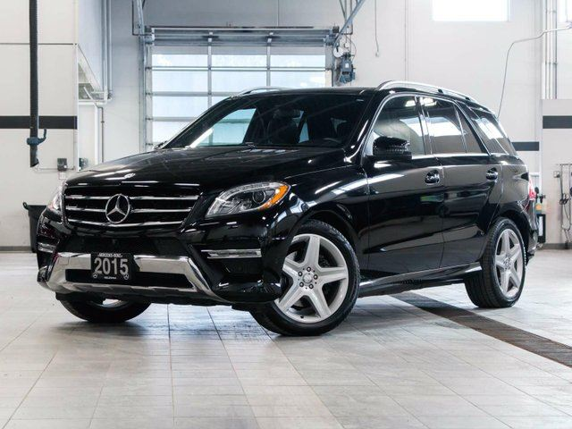 2015 mercedes benz m class ml350 bluetec 4matic diesel kelowna british columbia used car for. Black Bedroom Furniture Sets. Home Design Ideas