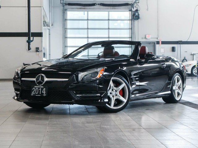 2014 mercedes benz sl class sl550 kelowna british. Black Bedroom Furniture Sets. Home Design Ideas