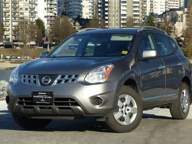 2011 NISSAN ROGUE S AWD CVT in Vancouver, British Columbia