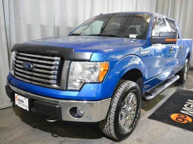 2012 ford f 150 xlt 4x4 supercrew cab 6 5 ft box 157 in wb red deer alberta used car for. Black Bedroom Furniture Sets. Home Design Ideas