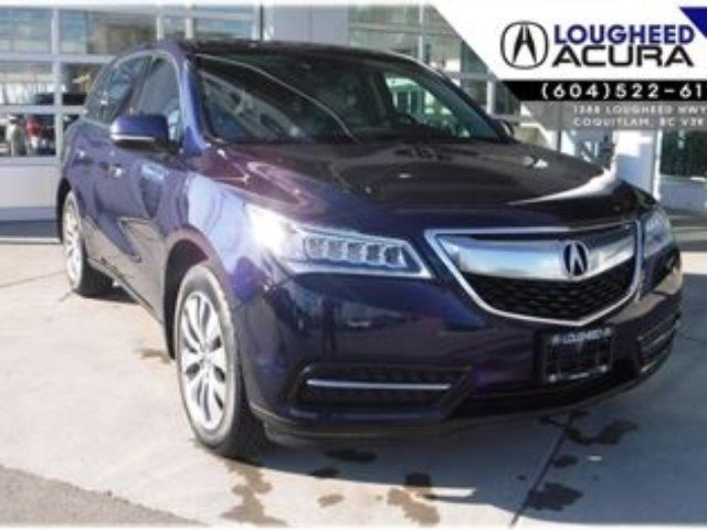 2016 acura mdx navi pkg awd extended warranty coquitlam british columbia car for sale. Black Bedroom Furniture Sets. Home Design Ideas