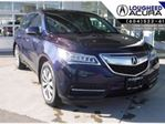 2016 Acura MDX Navi Pkg *AWD* *Extended Warranty* in Coquitlam, British Columbia