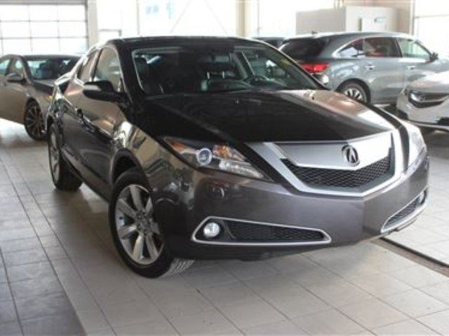 2010 acura zdx technology red deer alberta used car for. Black Bedroom Furniture Sets. Home Design Ideas