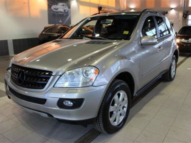2006 mercedes benz m class base red deer alberta used for 2006 mercedes benz ml350 for sale