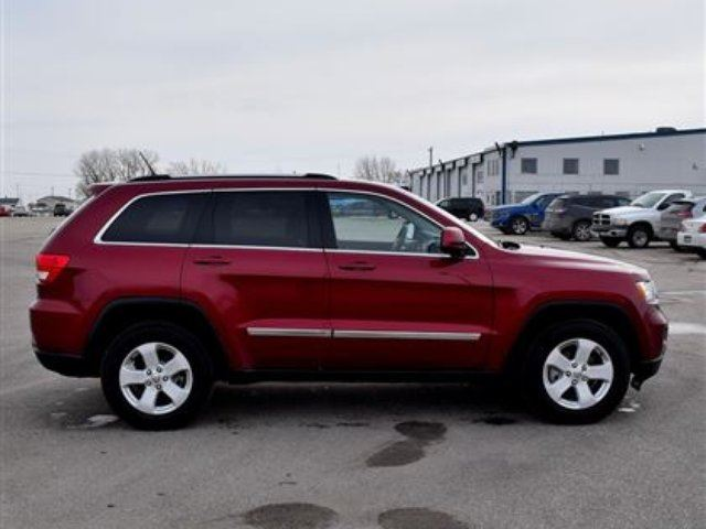 2013 jeep grand cherokee laredo winnipeg manitoba used car for sale 2712176. Black Bedroom Furniture Sets. Home Design Ideas