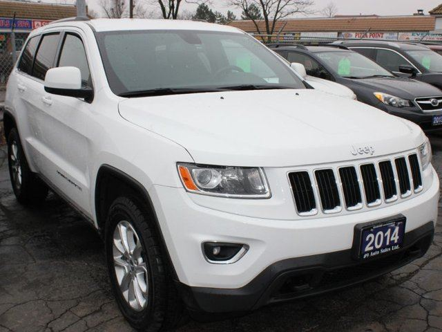 2014 jeep grand cherokee laredo brampton ontario used car for sale. Black Bedroom Furniture Sets. Home Design Ideas