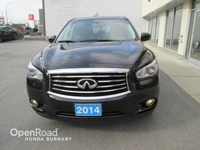 2014 infiniti qx60 base burnaby british columbia used car for sale 2713240. Black Bedroom Furniture Sets. Home Design Ideas
