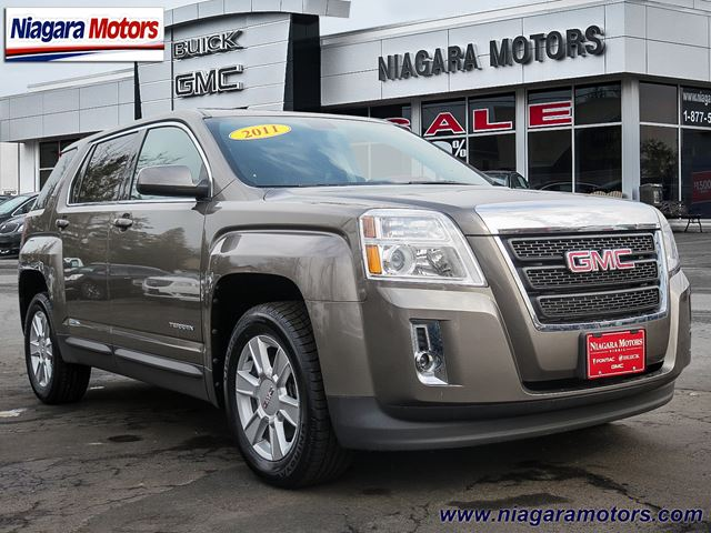 2011 gmc terrain sle 1 virgil ontario used car for sale 2712924. Black Bedroom Furniture Sets. Home Design Ideas