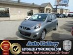 2015 Nissan Micra S *Only 7,322 Kms! in Winnipeg, Manitoba