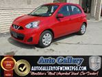 2015 Nissan Micra S *Only 3,804 Kms! in Winnipeg, Manitoba