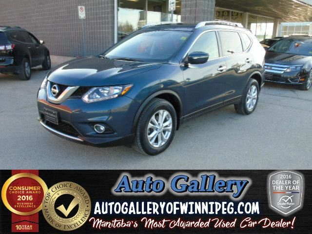 2015 nissan rogue sv awd pano winnipeg manitoba car for sale 2711625. Black Bedroom Furniture Sets. Home Design Ideas