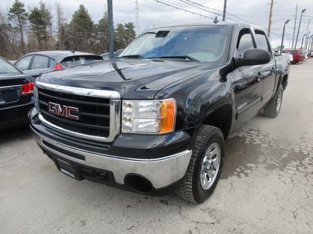 2010 GMC Sierra 1500 READY TO WORK SLE MODEL 6 PASSENGER 4.8L - VORT in Bradford, Ontario