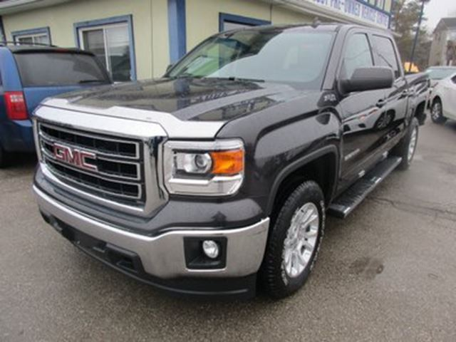2014 GMC Sierra 1500 HARD WORKING SLE MODEL 6 PASSENGER 4.3L - V6 EN in Bradford, Ontario
