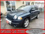 2008 Jeep Compass LIMITED LEATHER in Toronto, Ontario