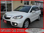 2010 Acura RDX SH-AWD TECH PKG. NAVIGATION LETHER SUNROOF in Toronto, Ontario
