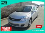 2009 Nissan Versa 1.6 S*A/C*110000KM* in Longueuil, Quebec