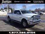 2013 Dodge RAM 3500 Laramie 4x4  DIESEL  EXTENTED WARRANTY  LEATHER in Windsor, Nova Scotia