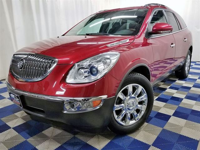 2012 BUICK ENCLAVE CXL AWD/REAR VIEW CAM/SUNROOF/ONE OWNER in Winnipeg, Manitoba