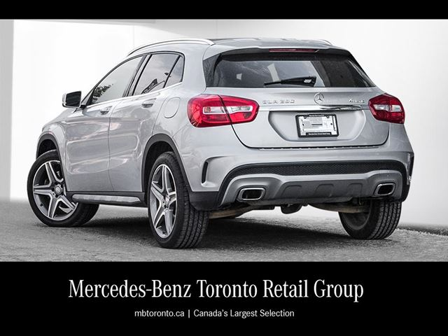 2016 mercedes benz gla250 suv 4matic toronto ontario for Used mercedes benz toronto