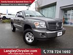 2011 Dodge Dakota SLT in Surrey, British Columbia