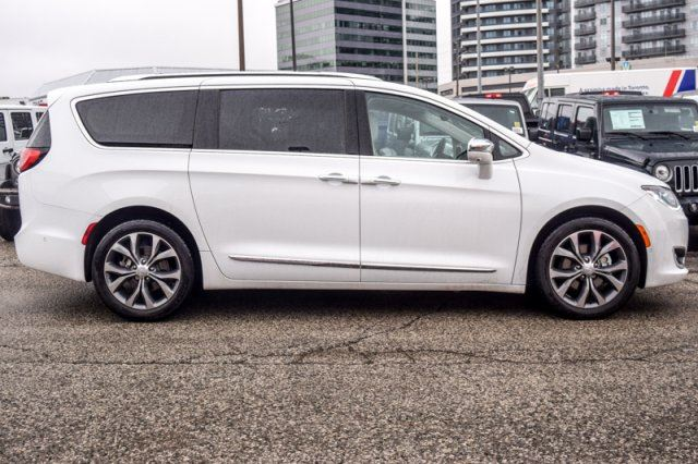 Cool 2017 Chrysler Pacifica Limited AdvSafetyTecTireampWheel